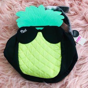 Pink Victoria Secret Pineapple Cooler!